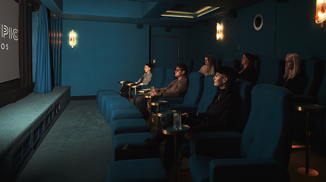 Screening Room Private Hire Voucher