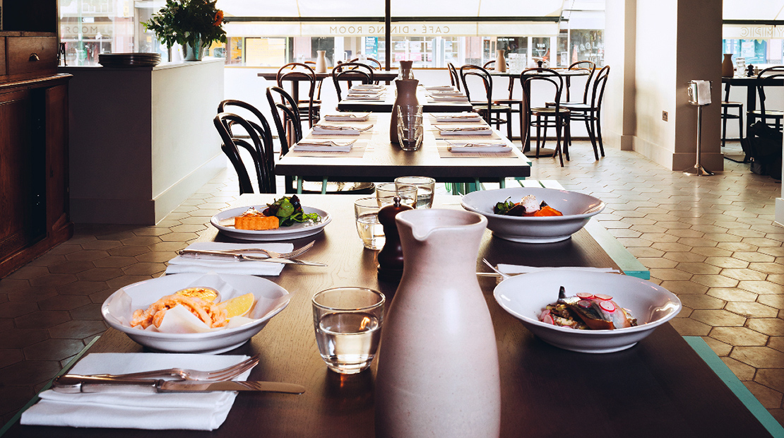 £50 Café & Dining Room Voucher